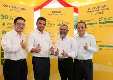 Shell first to have Certified 'Green Retail Fuels Stations' in Asia Pacific