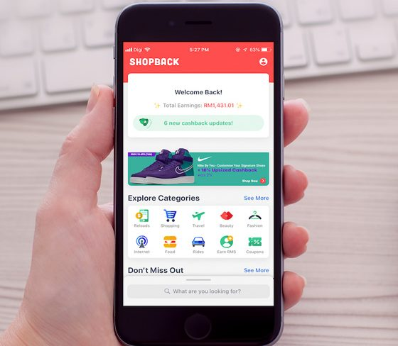 ShopBack raises US$45M to power smarter purchase decisions for Malaysian consumers