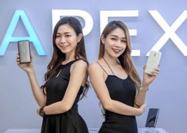Vivo showcases the New Futuristic APEX 2019 Concept Smartphone