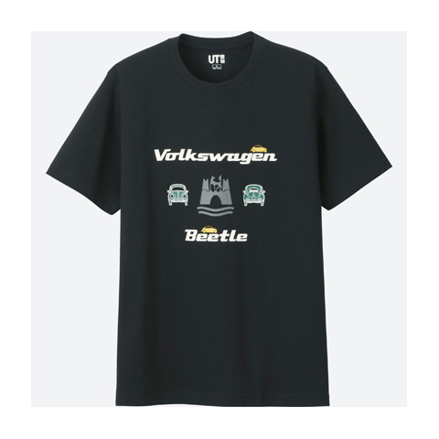 Volkswagen icons stars in Uniqlo's latest UT collection