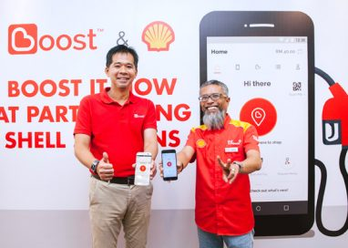 Boost e-Wallet now accepted at 800 Shell Stations