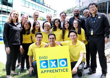 Digi's CXO Apprentice Programme returns for the Fourth Year Running