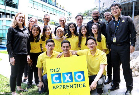 Digi's CXO Apprentice Programme returns for the Fourth Year Running