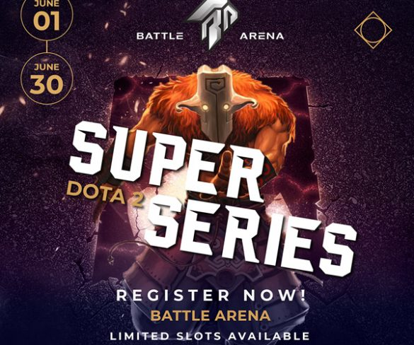 Battle Arena: Super Series – A DotA2 Reality Show League Series