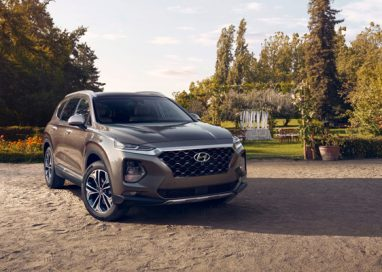 All Four Variants of the New Santa Fe officially on sale