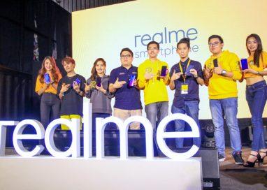 Realme unveils Speed King, realme 3 Pro & Entry-level Value King, realme C2 smartphone
