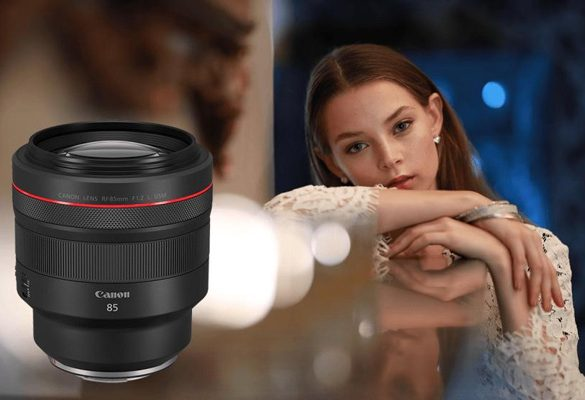 Canon launches the New RF85mm f/1.2L USM Lens that will capture the Essence of Every Portrait