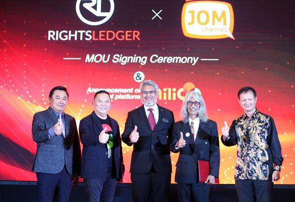 RightsLedger steps up as Guardian of Content and Ownership Rights in Malaysia