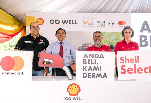 Shell's latest 'Anda Beli, Kami Derma' Campaign spreads the Spirit of Caring and Sharing this Raya