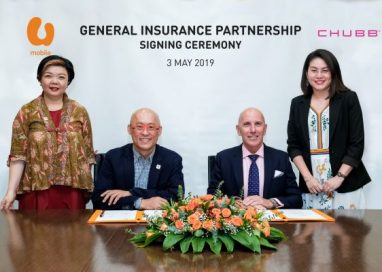 U Mobile collaborates with Chubb Insurance, adding General Insurance to its range of Digital Services