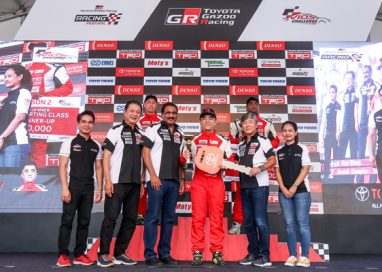 Season 2 Toyota Vios Challenge Overall Champions crowned