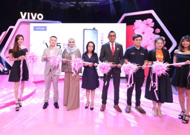 Vivo launches the Limited Edition V15 Blossom Pink, First 1000 Purchases receives SimplySiti Voucher