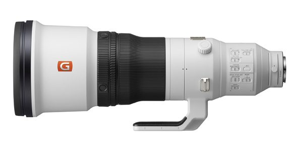 Sony announces Two New FE Super-Telephoto Lenses