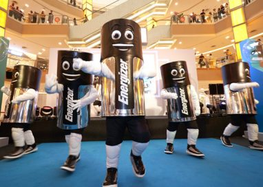 Energizer introduces new consumer-focused brand identity fronted by iconic Mr Energizer