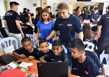 Lenovo partners with Budimas Foundation to teach Digital Skills to Underprivileged Children