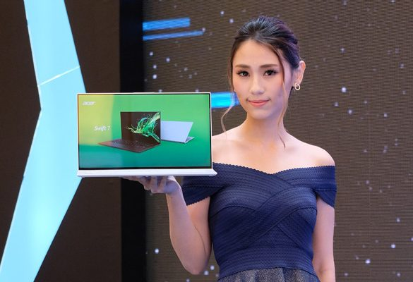 Ultra-thin, Ultra-light Acer Swift 7 and Convertible Spin 3 have landed in Malaysia!