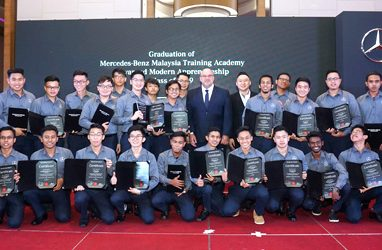 From trainees to globally certified technicians