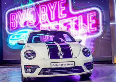 Volkswagen pays tribute to an icon with the Collector's Edition Beetle