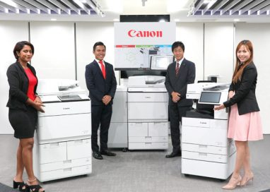 The Canon ImageRUNNER Advance Generation 3 Multifunction Devices enhances Productivity at Work and Protect Businesses with improved Information Security