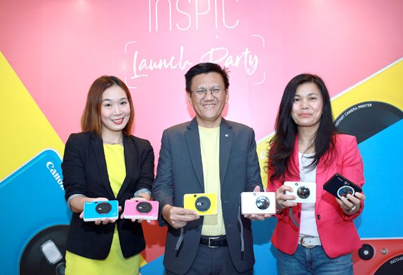 Canon's New Stylish Instant Camera Printers arrives to Capture Instant Fun