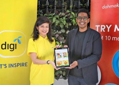 Healthier Digi employees with dahmakan's digital canteen
