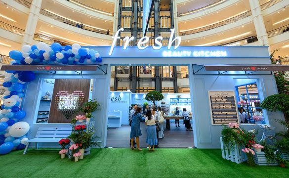 Fresh introduces a Unique Retail Experience with the Fresh Beauty Kitchen