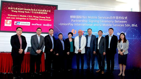 GoPayz increases Payment Acceptance Globally in Partnership with UnionPay International