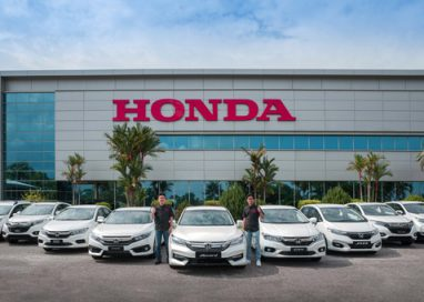 Lucky Malaysians set to win 9 Honda Models
