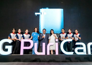 LG Electronics brings New Revolutionary 'Tankless' Technology to Malaysia with LG Puricare Tankless Water Purifier