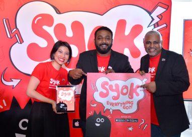 Astro Radio introduces SYOK, Malaysia's new lifestyle and entertainment app