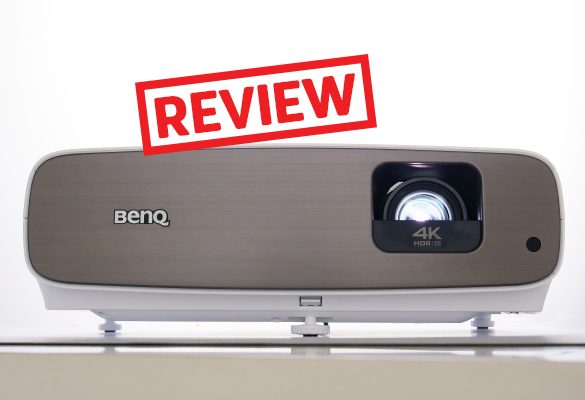 Review: BenQ W2700 4K HDR Home Projector