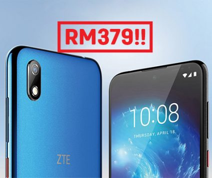 What's so good about the RM379 ZTE A7?