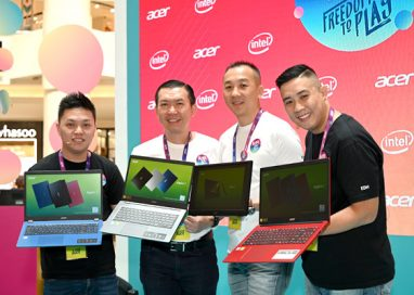 Acer Malaysia celebrates Acer Day 2019 with 'Freedom to Play' and New Acer Aspire and Portable Monitor Launch