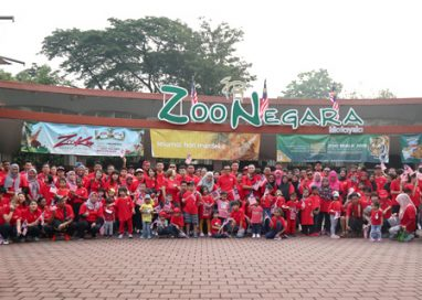 Canon contributes to the Beautification of Zoo Negara in aid of Wildlife Conservation Efforts