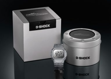 Casio has released Pro Surfer Kanoa Igarashi Signature Model G-SHOCK