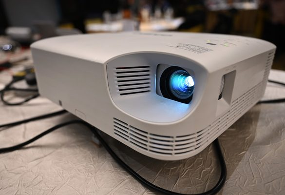 Casio to release Lamp-Free Projector that makes the ICT Classroom Free of Stress with One Click Wireless Connection