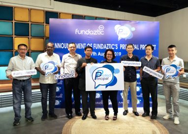 Fundaztic offers Investors Peace of Mind