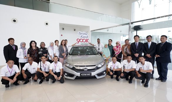 Honda Malaysia partners Astro Radio, Tealive and Unifi for Nine-Car Giveaway