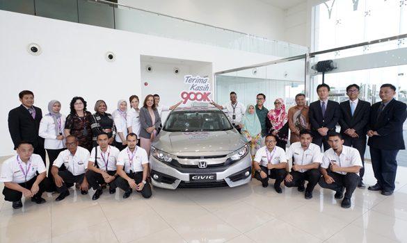 Honda Malaysia partners Astro Radio, Tealive and Unifi for Nine-Car Giveaway