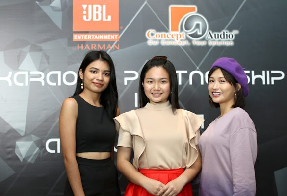 JBL Entertainment Karaoke partner with Concept Associates