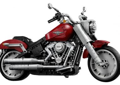 LEGO's Harley-Davidson Fat Boy is cruising to Malaysia