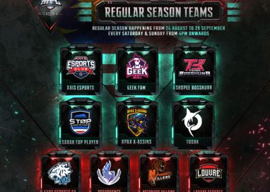 Mobile Legends: Bang Bang Professional League MY/SG Season 4