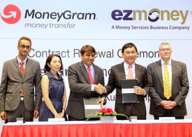 MoneyGram Renews Contract with EZ Money