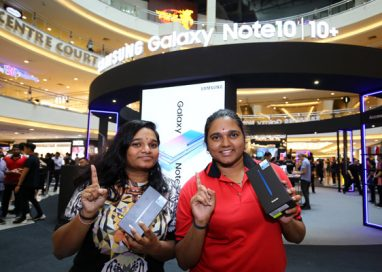 The All-New Powerful Samsung Galaxy Note10 enchants Malaysians at Nationwide Roadshows