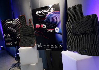Homegrown Car Mat Solution, TRAPO Asia Strengthen its Presence with the All-New TRAPO Mark II