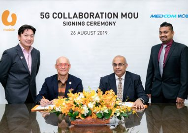 U Mobile signs MoU with CBMTI to conduct 5G Healthcare Live Trials