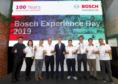 Technology, Automation and Innovation take centerstage at Bosch Experience Day 2019