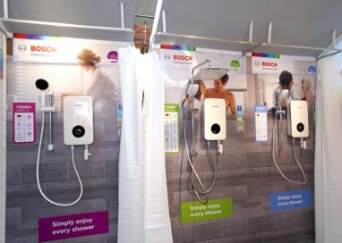 Greater Comfort and Superb Shower Experience with Bosch Tronic Series of Electric Instantaneous Water Heaters