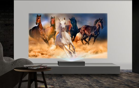 LG CineBeam 4K brings Impressive Picture Quality and Smart Convenience