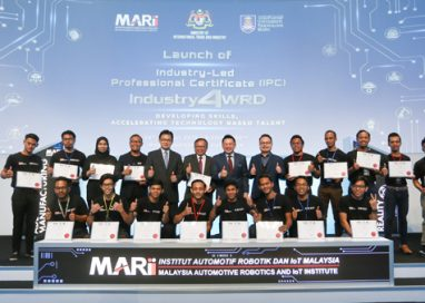 IPC Industry4WRD launched to develop Industry 4.0 Skilled Workforce